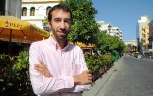 El secretario local del PSA, Santiago Casal.